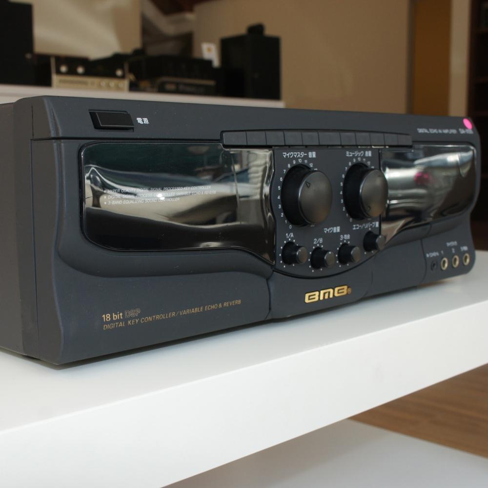 Karaoke Amplifier Sale Used Bmb Karaoke System Used