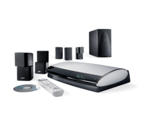 Bose LS-38 Home Theater System