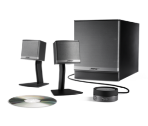 Bose Companion 3 II Computer Speaker