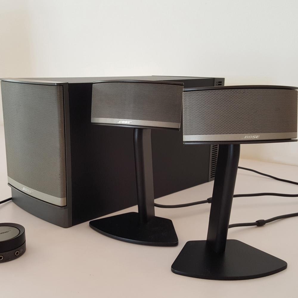 Companion Connecte: Used Bose Companion Speaker