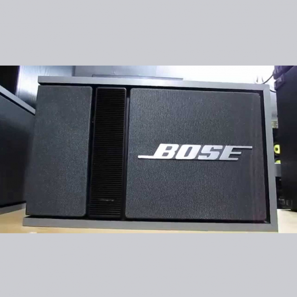 bose karaoke system. bose 301 ii speaker karaoke system m