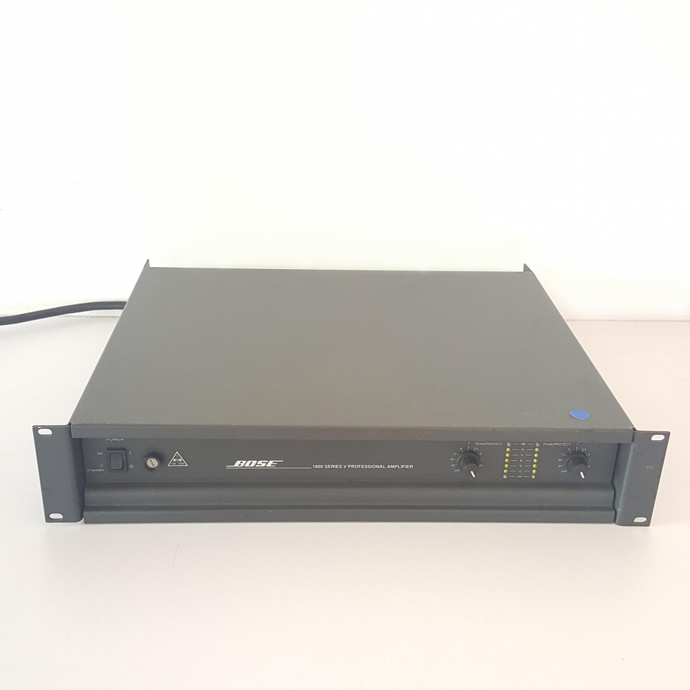 used bose audio amplifier used bose pa amplifier power amp sale. Black Bedroom Furniture Sets. Home Design Ideas