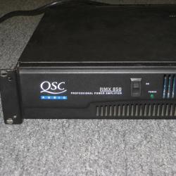 QSC RMX850 Power Amplifier
