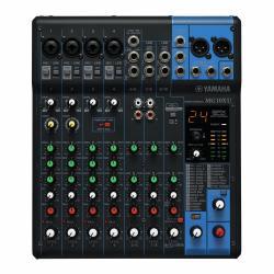 Yamaha MG10XU 10-channel mixer