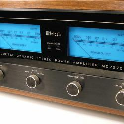 McIntosh MC7270 Power Amplifier