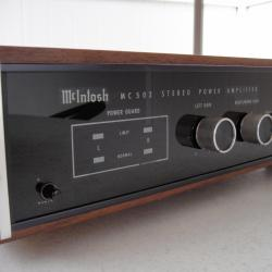 McIntosh MC502 Power Amplifier