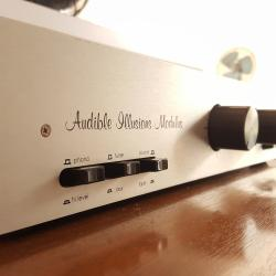 Audible Illusions Modulus Tube Preamplifier