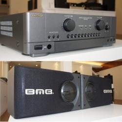 Karaoke Amp + Speaker