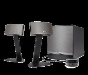 Companion 50 Multimedia Speaker System