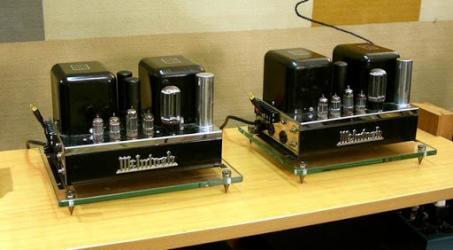 McIntosh MC30 Power Amplifier