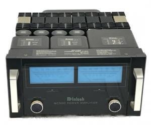 MCINTOSH MC500 POWER AMPLIFIER