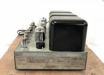 MCINTOSH MC240 TUBE AMPLIFIER