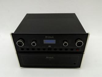 MCINTOSH C100 PRE AMPLIFIER