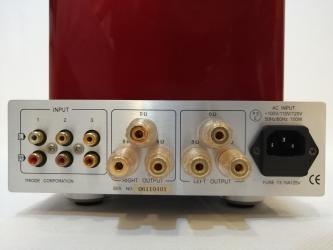 TRIODE TRV-A300SE INTERGRATED TUBE AMPLIFIER